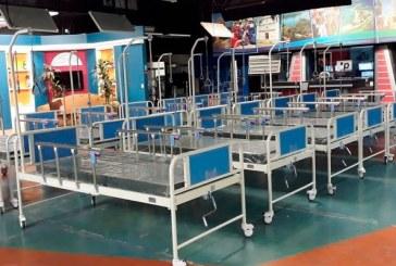 Grupo Amigos de El Progreso entrega donativo de camas y mascarillas al Hospital progreseño