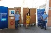 Mabe apoya a personal de la salud con donativo de Centros de Lavado