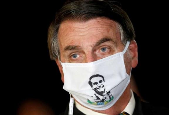 Presidente de Brasil da positivo en prueba de coronavirus