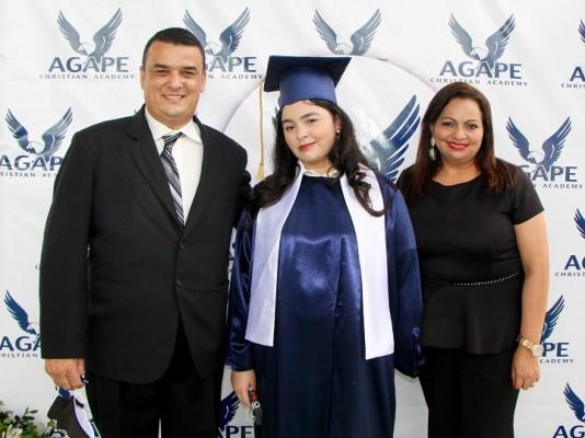 Jorge Rodriguez, Laura Rodriguez, Alba Luz de Rodriguez