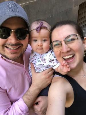 Paulina la bella nieta de Mavis Aragon