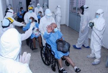 En dos meses la Unidad Estabilizadora para pacientes con COVID-19 ha ingresado más de 350 pacientes