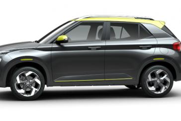 Excel anunció la llegada de la nueva camioneta Hyundai Venue