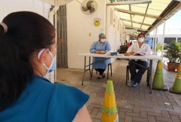Están funcionando como triaje los Centros de Salud municipales de San Pedro Sula