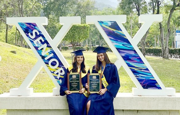 graduados de la Class of 2020 de la EIS