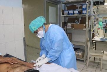 Según datos epidemiológicos se reduce ingreso de pacientes con COVID-19 en el Hospital Catarino Rivas