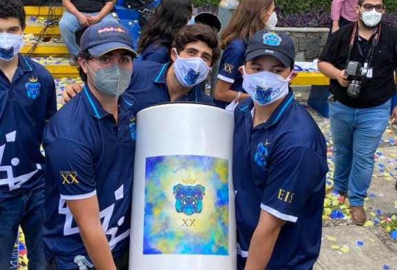 Seniors 2020 le dicen adiós a Escuela Internacional Sampedrana