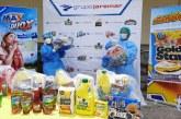 Grupo Jaremar dona 150 canastas de sus productos líderes al personal de enfermería del Hospital Catarino Rivas