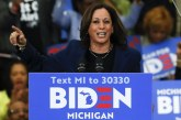 Joe Biden elige a Kamala Harris como compañera de fórmula vicepresidencial en las elecciones de EEUU