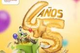 Supermercados La Colonia celebra 45 años con una nueva y espectacular promoción