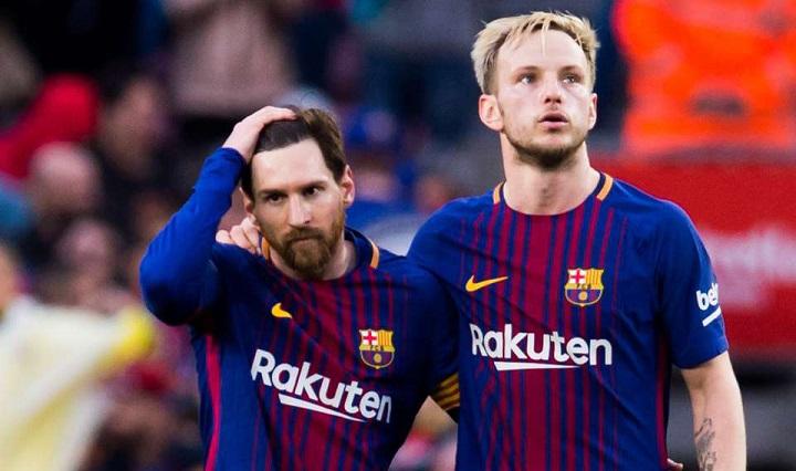 Messi y Rakitic no se presentan al primer entrenamiento del nuevo Barcelona