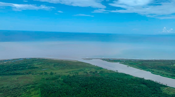 Honduras y Guatemala buscan acciones conjuntas para mitigar contaminación del río Motagua