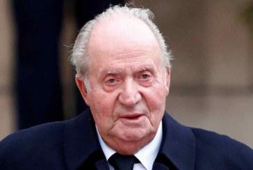 El Rey Juan Carlos anunció que vivirá fuera de España en medio de una investigación por corrupción