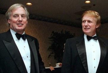Muere hermano menor del presidente Trump a los 72 años