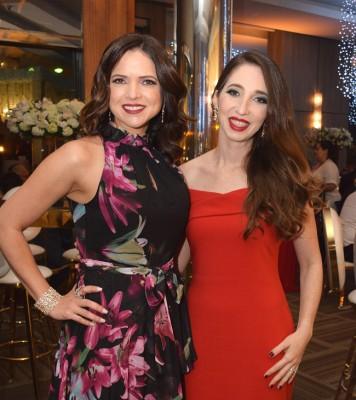 Sandy de Ganineh y Ana de Larach