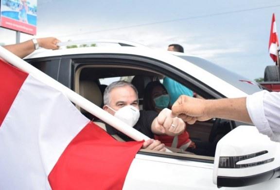 Llega a San Pedro Sula Yani Rosenthal, tras cumplir condena en EEUU por lavado de dinero
