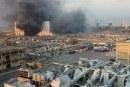 Las impactantes imágenes de la explosión en Beirut que dejó al menos 63 muertos y 3.000 heridos