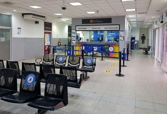 Reapertura de vuelos internacionales en el aeropuerto Ramón Villeda Morales inician este lunes 17 de agosto