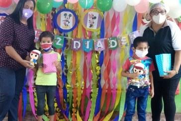 En el marco de la celebración del Día del Niño, Grupo Jaremar benefició 33 centros educativos de sus zonas de influencia