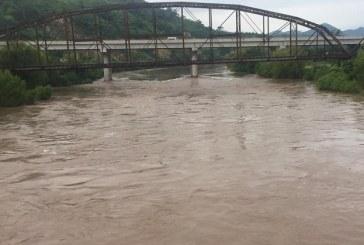 En Alerta Amarilla 5 departamentos de Honduras y municipios aledaños a la ribera del río Ulúa por lluvias