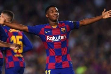 El sueño cumplido de Ansu Fati al convertirse en la nueva joya del primer equipo del Barcelona