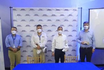 EHISA asume administración de los aeropuertos de San Pedro Sula, La Ceiba y Roatán