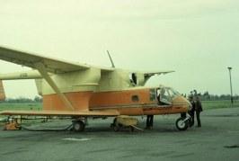M-15 Belfegor: el avión más feo e inútil del mundo