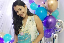 Especial celebración de cumpleaños en honor a Heidy Denisse