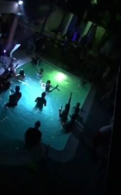 Las fiestas Covid