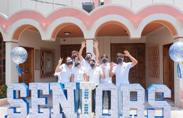 Misa de Acción de Gracias en honor a la Generación 2021 de la Seran School