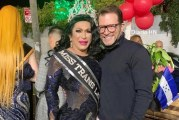 Hondureña es coronada como la primera Miss Trans Latina Élite de Nueva York