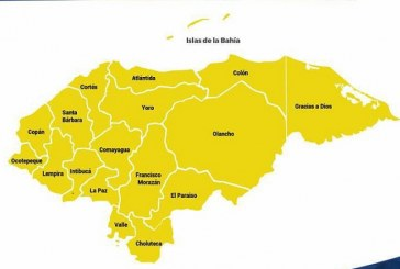Emiten alerta amarilla para los 18 departamentos por formación de disturbio tropical