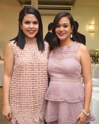 Andrea Larios de Pineda y Ana Larios de Turcios
