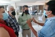 CGT y CUTH brindan apoyo a exempleados de Diario Tiempo ante demanda contra familia Rosental
