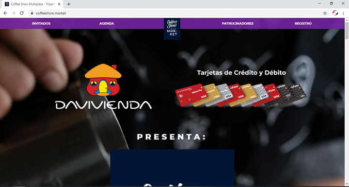 Lanzan primera edición virtual de Coffee Show Multiplaza