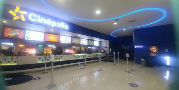 Cinépolis reabre sus cines en Honduras con todas las medidas sanitarias y estrenos