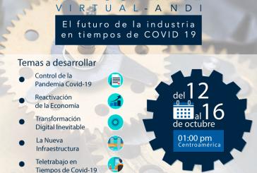 """Grupo Jaremar presente en el Congreso Industrial Virtual """"El Futuro de la Industria en tiempos de Covid-19"""""""