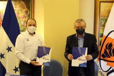 UCENM y Diunsa firma importante convenio de colaboración mutua