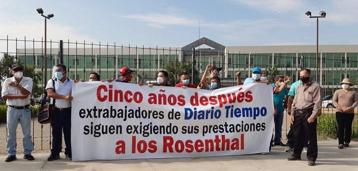 Corte de Apelaciones emite sentencia definitiva a favor de ex empleados de Diario Tiempo