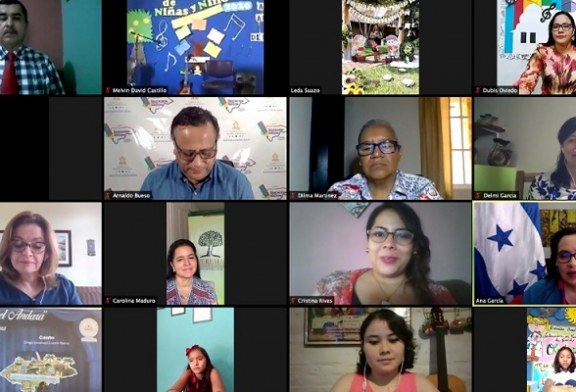 Premian a ganadores del Encuentro Nacional Niños y Niñas Creativas