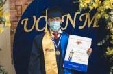 UCENM entrega a la sociedad nuevos profesionales en La Entrada, Copán