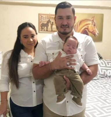 Eliu Rivera y Kibissay López