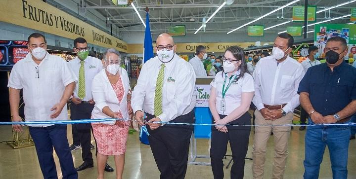 Supermercados La Colonia apertura su tienda número 53 en la ciudad cívica de Olanchito