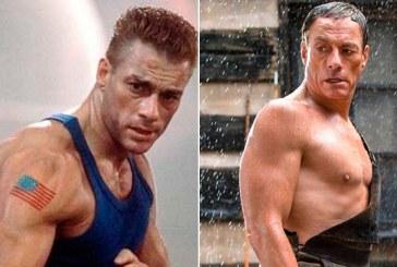 Actor Jean Claude Van Damme cumple sus 60 años