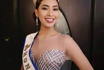 Belleza criolla es seleccionada para representar a Honduras en el Miss Tierra