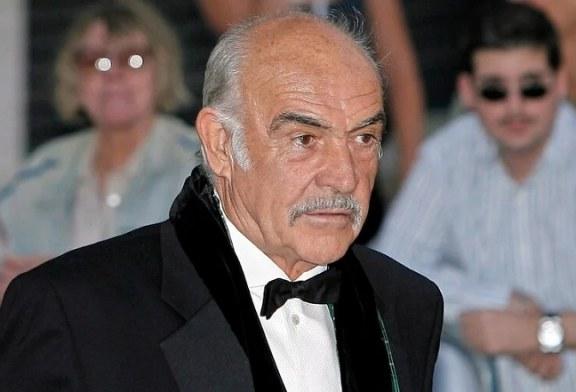 Fallece el legendario actor Sean Connery a los 90 años