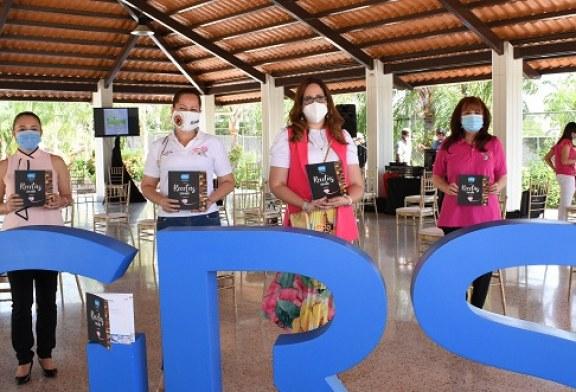 """Lanzan libro """"Recetas con amor"""" para ayudar al programa oncológico Listones de Amor"""