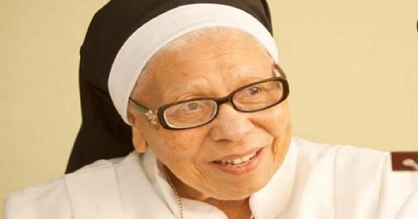 Fallece Sor María Rosa Leggol, una mujer insigne en la Iglesia hondureña