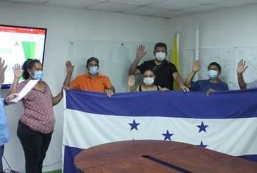 Juramentan Comité de Emergencia Laboral del sector informal de vendedores en San Pedro Sula