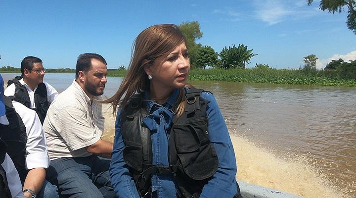 Honduras no está dispuesta a seguir recibiendo desechos sólidos que el río Motagua arrastra desde Guatemala